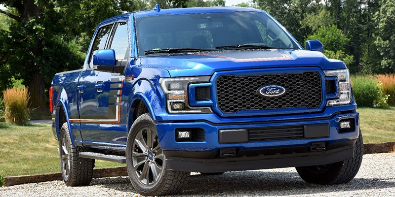 Build Your Own Custom Ford Vehicle Damerow Ford >> 2019 Ford F 150