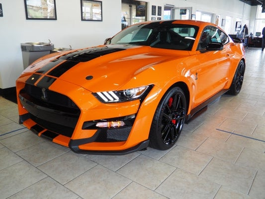 2020 Ford Mustang Shelby Gt500 In Beaverton Or Portland Ford Mustang Damerow Ford