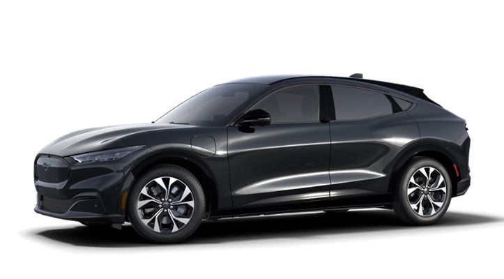 2021 Ford Mustang Mach E Vin